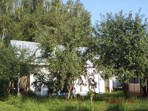Дача 2-х эт.бревенчатая на участке 11 соток в 10 км от МКАД - Фото 3