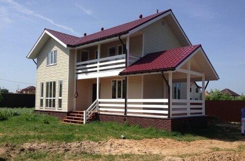 Продается 2х этажный дом 140 кв.м. на участке 7 соток - Фото 2
