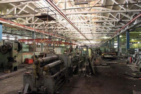 Сдам производственный комплекс 11 158 кв.м. - Фото 1