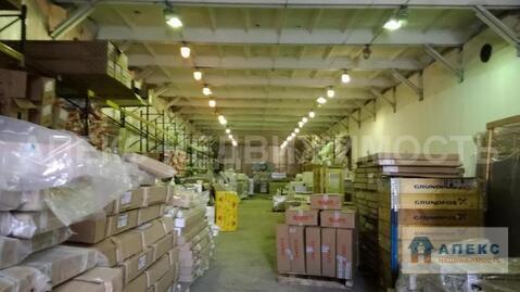 Продажа помещения пл. 3010 м2 под склад, аптечный склад, площадку, . - Фото 5