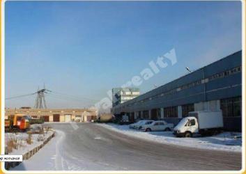 Продажа Склад 584 кв.м. - Фото 1