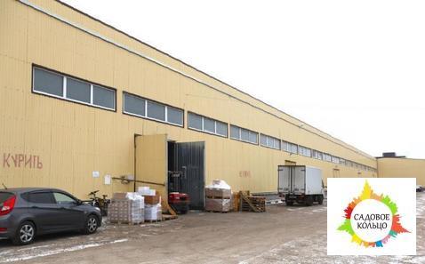 Отапливаемый склад ангарного типа, общей площадью 576 кв - Фото 1
