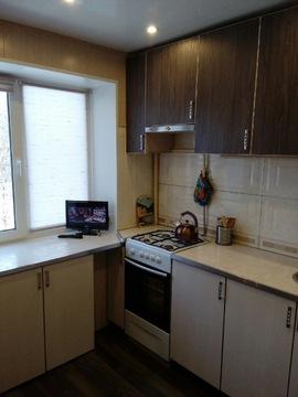 Просторная 2-х комнатная квартира с качественным ремонтом - Фото 1