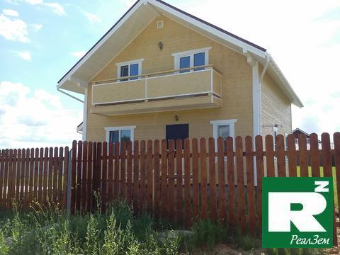 Продаётся двухэтажный дом 150 м2 в кп «Боровики» близь деревни Савьяки - Фото 1