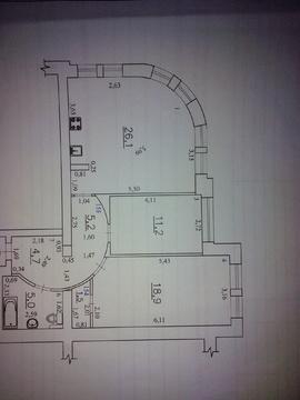 6 419 999 Руб., Продам 2к квартиру, Продажа квартир в Самаре, ID объекта - 322540543 - Фото 1