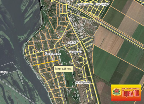 Участок в с.Квасниковка, рядом Волга - Фото 1