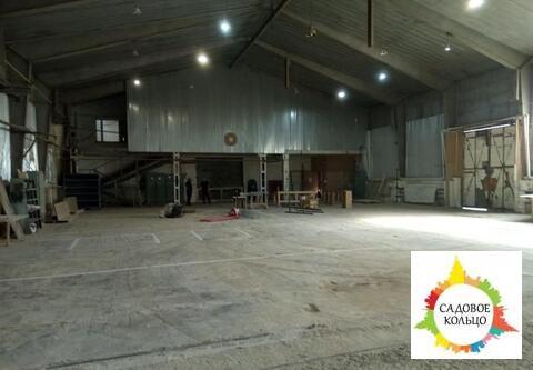Сдам помещение 882 м2. под склад, производство, услуги, автосервис, - Фото 1