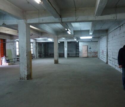 Склад 259 м2, первый этаж, - Фото 1
