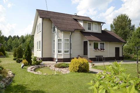 Продаётся современный дом ИЖС в Вырице - Фото 1