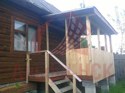 Дача с домом и баней в тихом уютном месте на обьгэсе - Фото 2