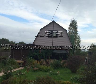 Ленинградское ш. 80 км от МКАД, Масюгино, Дача 100 кв. м - Фото 1