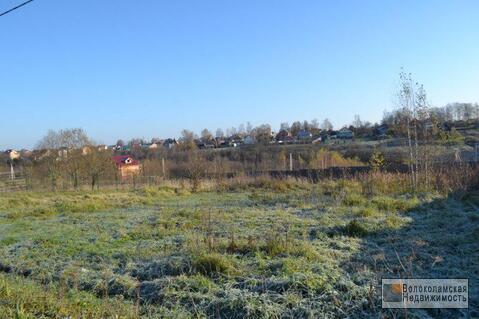 Участок 12 соток под ИЖС в Волоколамске - Фото 5