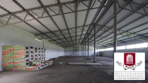 Продается складское производственное помещение 400 кв.м в д.Кривошеино - Фото 2