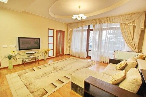 Апартамент 111 кв.м. на берегу моря в Приморском парке - Фото 5