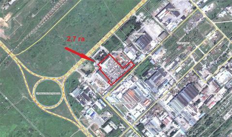 Производственно-складская база 8000 кв. м. - Фото 4