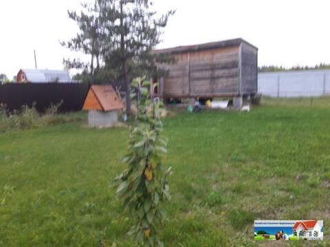 Лесная дача в д. Холдеево, 10 соток. - Фото 1
