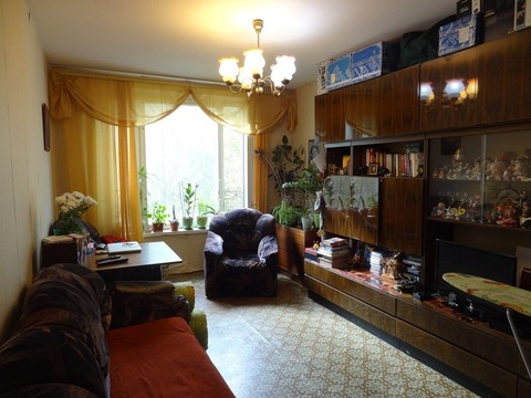 Продам 2-к квартиру, Москва г, проезд Шокальского 63 - Фото 1