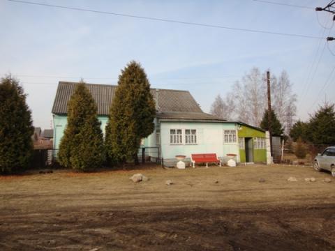 Дом в Рославле 100м от р. Остер, Продажа домов и коттеджей в Смоленске, ID объекта - 501533739 - Фото 1