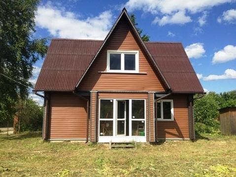 Дом из клеёного бруса, участок 30 соток, Рузский городской округ - Фото 3