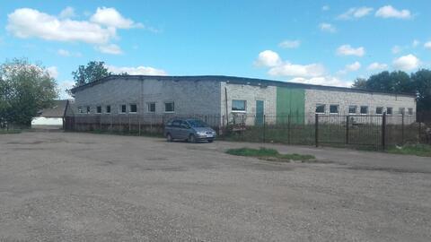 Продам производственное здание г. Сморгонь, Республика Беларусь - Фото 1