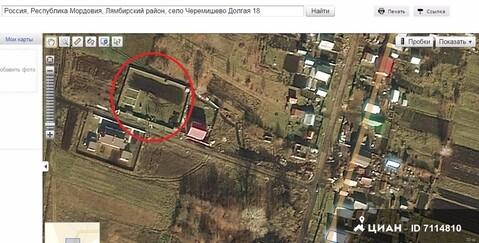 Продажа участка, Черемишево, Лямбирский район, Ул. Долгая - Фото 1