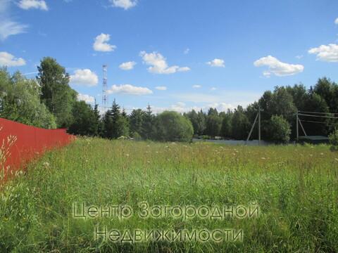 Участок, Ярославское ш, Дмитровское ш, 50 км от МКАД, Горенки д. . - Фото 2