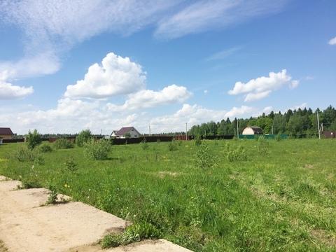 Участок 11,5 соток д. Беклемишево 45 км от МКАД по Дмитровскому шоссе - Фото 5