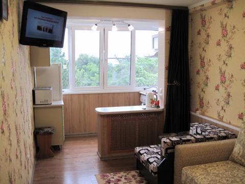 Сдаётся однокомнатная квартира гостиничного типа для отдыхающих. - Фото 1