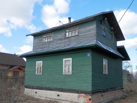 Продажа дома, Вологда, Грязовецкий район - Фото 1