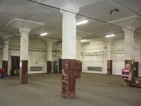 Аренда склада 1 этаж, 770 м2 - Фото 2