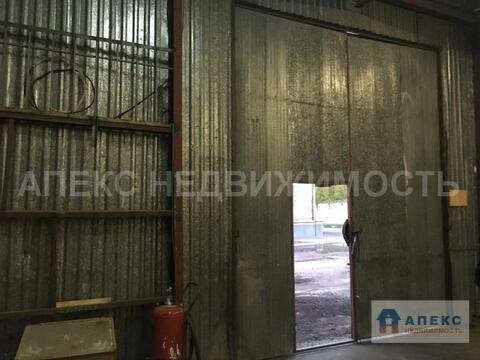 Аренда склада пл. 640 м2 м. Авиамоторная в складском комплексе в . - Фото 5
