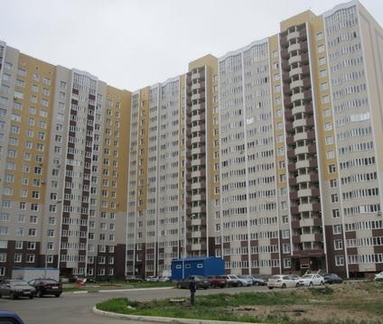 1-комнатная квартира, чистовой ремонт, в новом доме в ЖК Оренбуржье.