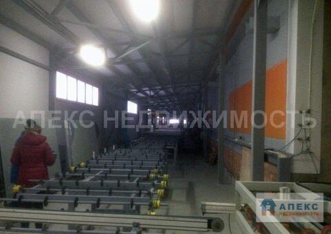 Продажа производства пл. 15000 м2 Егорьевск Егорьевское шоссе в . - Фото 3