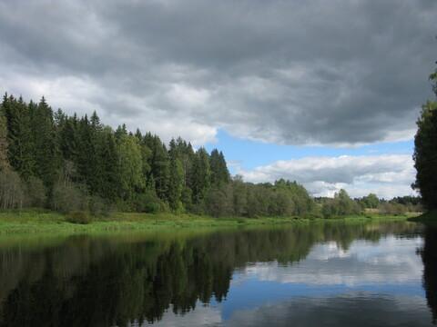 Участок 18 сот. на Рузском водохранилище