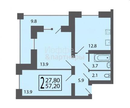 Объявление №49183161: Квартира 2 комн. Владимир, 1-я Пионерская ул., 82,