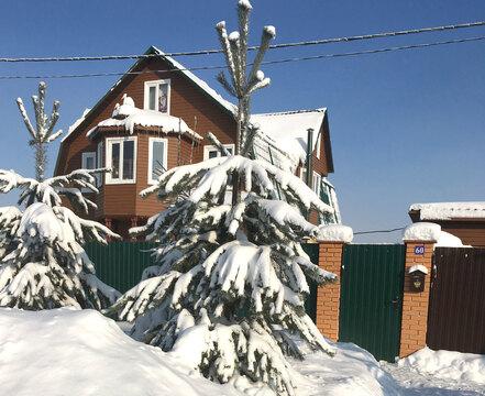 Дом в Новой Москве - заезжай и живи ! - Фото 3