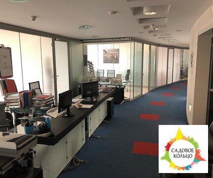 Предлагается представительский офис 454,7 кв.м на 20 этаже в делов - Фото 5