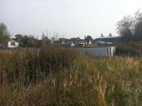 Земельный участок в черте города Подольск - Фото 5