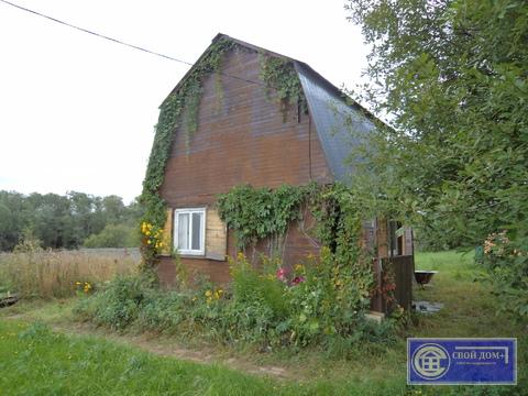 Дачный дом в деревне Новомихайловское Шаховской район - Фото 1