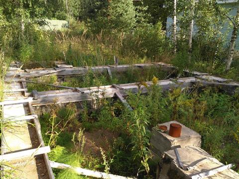 Продам участок в Кобрино Гатчинский р-он с фундаментом под дом. - Фото 2