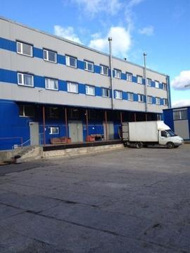 Продам складское помещение 2983 кв.м, м. Комендантский проспект - Фото 1