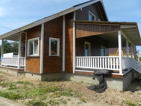 Загородный дом Машково магистральный газ в доме 9 сот у озера Машково - Фото 4