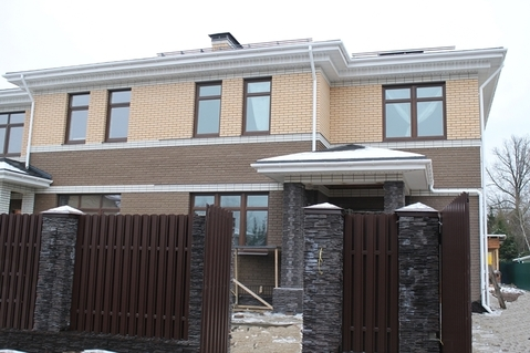 Дом 217 кв.м. на участке 6 соток Московская область Поливаново - Фото 1