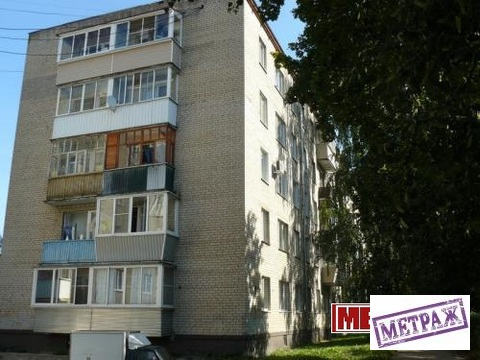 Продается 1-комнатная квартира в Балабаново, Купить квартиру в Балабаново по недорогой цене, ID объекта - 318544272 - Фото 1