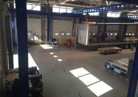 Сдам производственное помещение 1260 кв.м, м. Купчино - Фото 1
