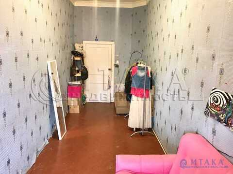 Продажа комнаты, м. Площадь Восстания, Ул. Моисеенко - Фото 2