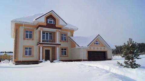 Продажа дома 414 м2 в коттеджном поселке кп Николин Ключ с. Кашино - Фото 3