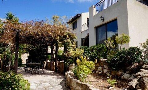 Прекрасный 3-спальный отдельный дом с панорамным видом в районе Пафоса - Фото 1