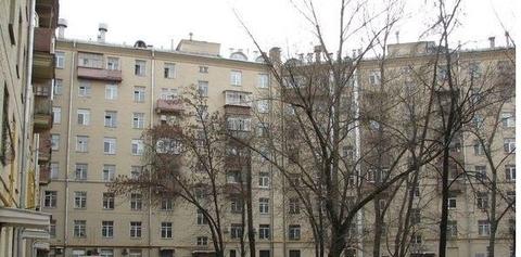 Продается 3-комнатная квартира в Сталинском доме у метро Алексеевская - Фото 1