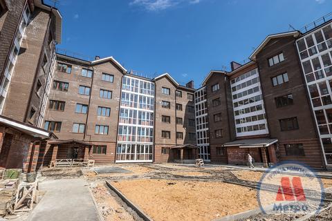 Квартира, ЖК Галимов, ул. Вишняки, д.5 к.В - Фото 1